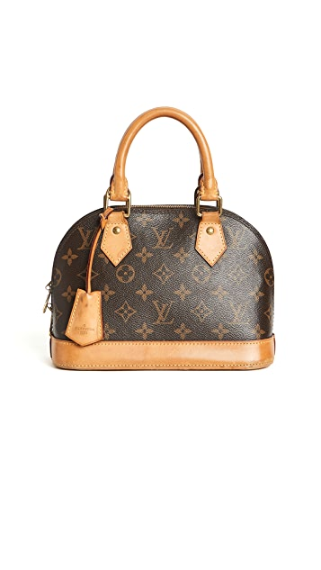 Shopbop Archive Louis Vuitton Alma Bb 交织字母包