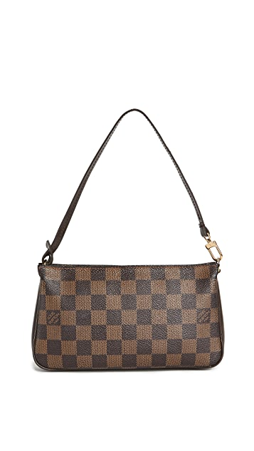 Shopbop Archive Louis Vuitton Navona Damier Ebene 包