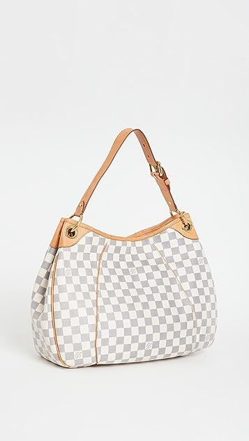 Shopbop Archive Louis Vuitton Galliera Pm Damier Azur 包