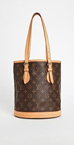 Shopbop Archive - Louis Vuitton PM 交织字母水桶包