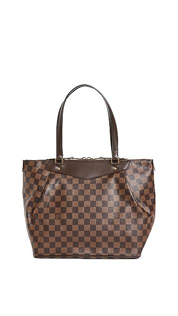 Shopbop Archive Louis Vuitton Westminster Gm Damier Ebe 包