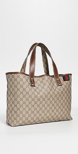 Shopbop Archive - Gucci Supreme Tote Bag