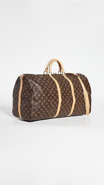 Shopbop Archive Louis Vuitton Keepall Bandouliere 60 包