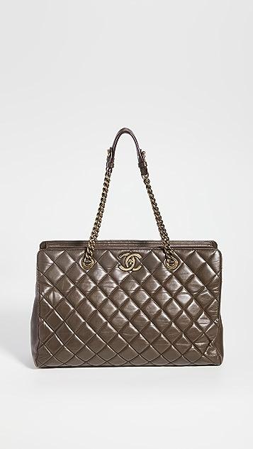 Shopbop Archive Chanel 单肩包,小牛皮