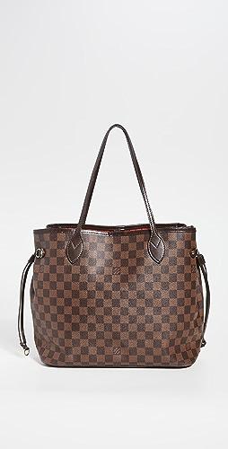 Shopbop Archive - Louis Vuitton Neverfull Mm Damier Ebene Bag