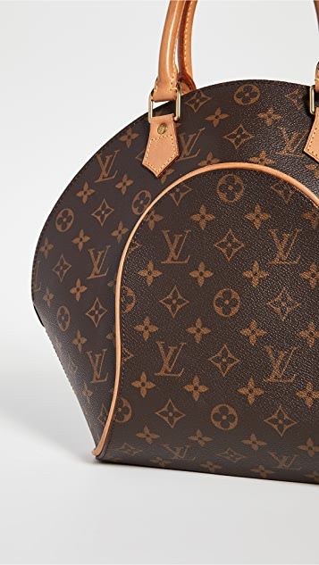 Shopbop Archive Louis Vuitton Ellipse Mm 交织字母包