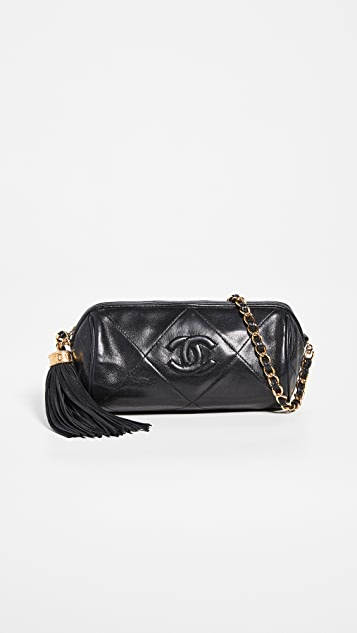 Shopbop Archive Chanel Vintage Barrel Bag