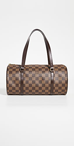Shopbop Archive - Louis Vuitton Papillon 30 Damier Ebene