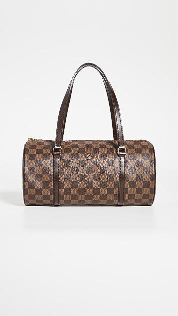 Shopbop Archive Louis Vuitton Papillon 30 Damier Ebene
