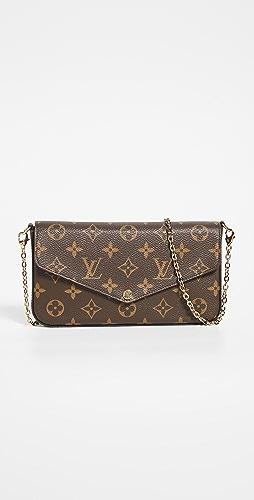 Shopbop Archive - Louis Vuitton Monogram Felicie Pochette