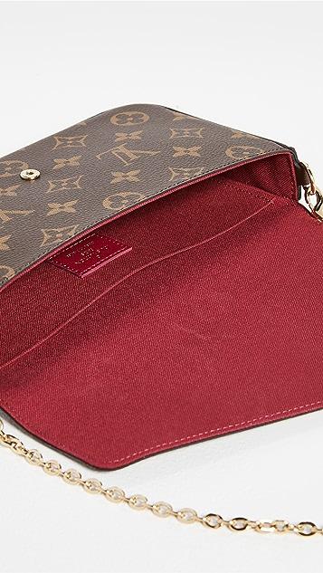 Shopbop Archive Louis Vuitton Monogram Felicie Pochette