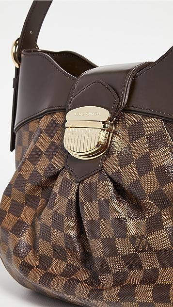 Shopbop Archive Louis Vuitton Sistina Mm, Damier Ebene 包