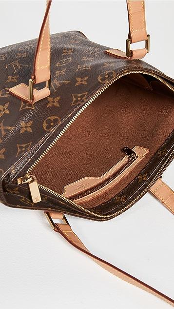 Shopbop Archive Louis Vuitton Cabas Piano 交织字母包