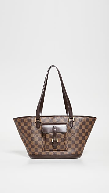 Shopbop Archive Louis Vuitton Manosque Damier Ebene 包