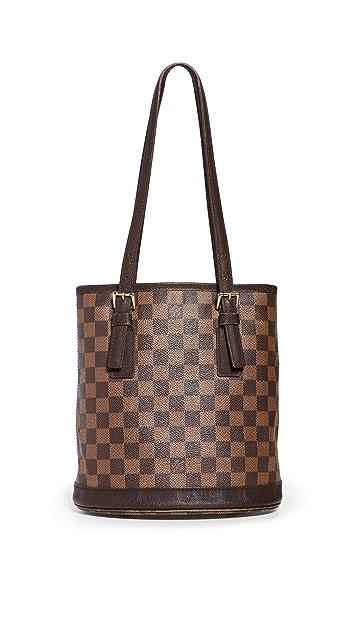 Shopbop Archive Louis Vuitton Marais Bucket Bag