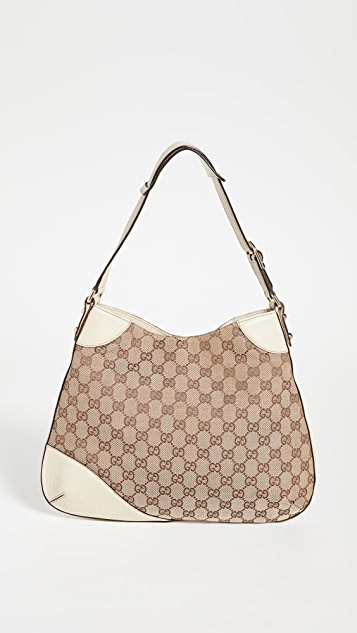 Shopbop Archive Gucci Hasler 半月形手提包