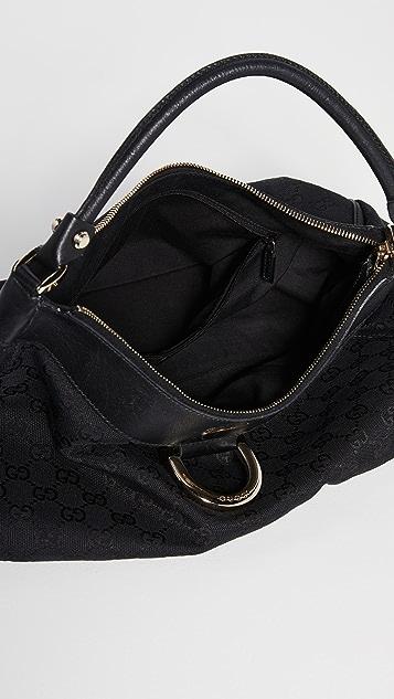 Shopbop Archive Gucci Abbey D-Ring Shoulder Bag