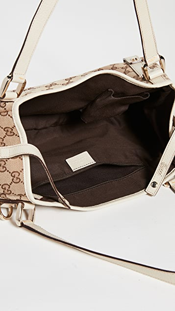 Shopbop Archive Gucci Abbey Medium Tote