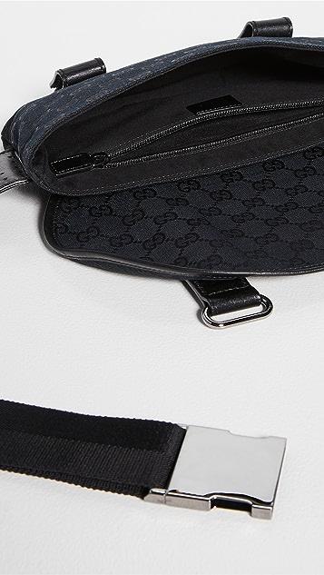 Shopbop Archive GG Canvas Gucci 腰包