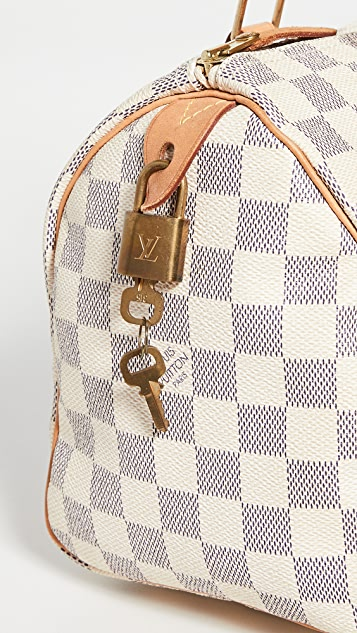 Shopbop Archive Louis Vuitton Speedy 25 Damier Ebene Bag