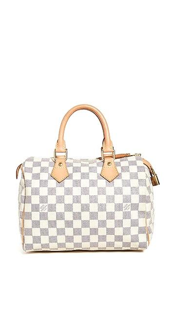 Shopbop Archive Louis Vuitton Speedy 25 Damier Ebene Bag