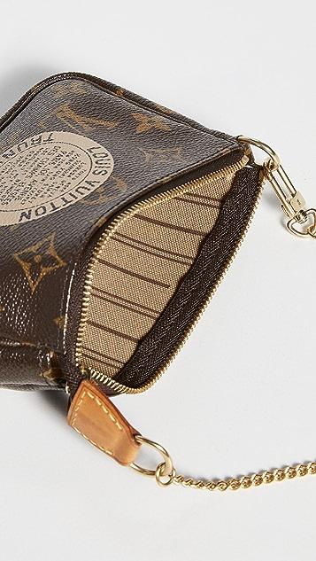 Shopbop Archive Louis Vuitton T&B Mini Pochette Bag