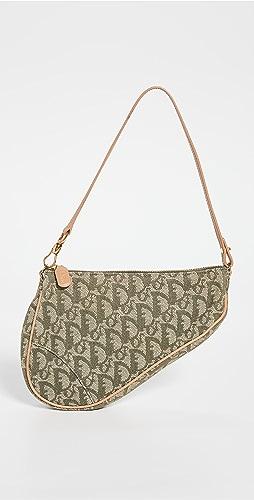 Shopbop Archive - Christian Dior Trotteur 马鞍形手包