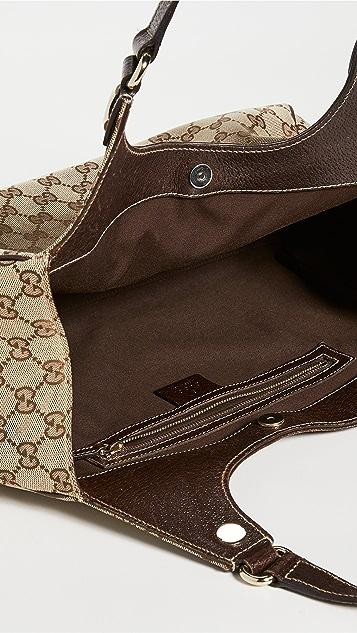 Shopbop Archive Gucci Medium Charmy Shoulder Bag