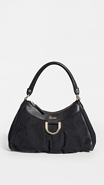 Shopbop Archive Gucci Small Abbey D-Ring Hobo Bag