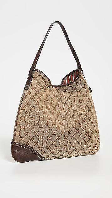 Shopbop Archive Gucci New Britt 中号半月形包