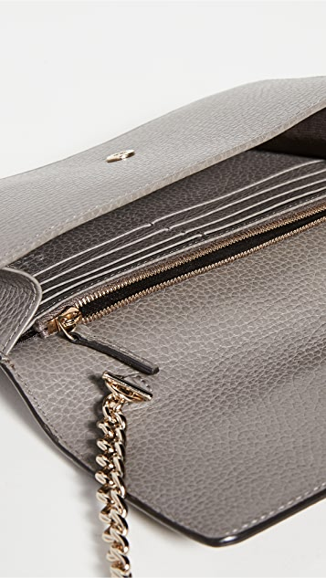 Shopbop Archive Gucci Dollar Interlocking G Chain Wallet