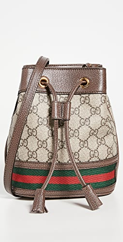 Shopbop Archive - Gucci Sherry Line Bucket 信使包