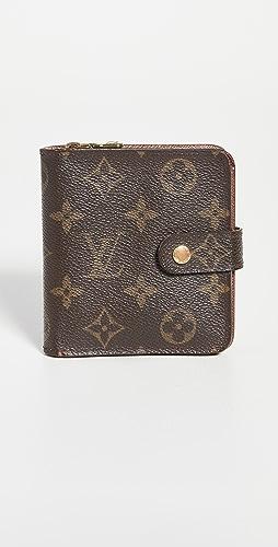 Shopbop Archive - Louis Vuitton Compact Zippy Monogram Wallet