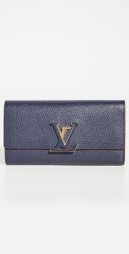 Shopbop Archive - Louis Vuitton Capucines Wallet