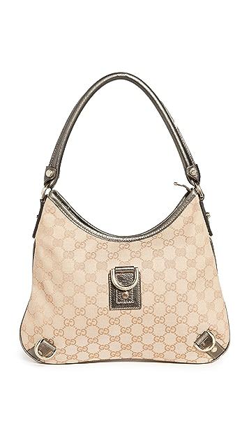 Shopbop Archive Gucci GG Abbey Hobo Bag