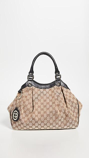 Shopbop Archive Gucci GG Sukey 托特包