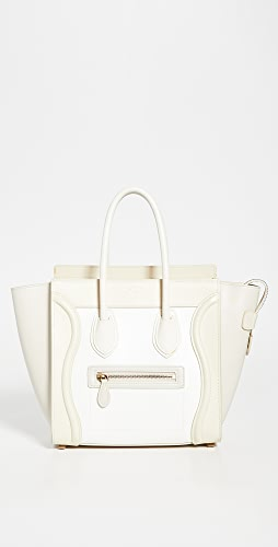 Shopbop Archive - Celine Micro Luggage