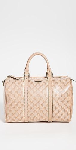 Shopbop Archive - Gucci 迷你波士顿水晶包