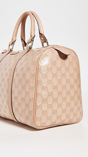 Shopbop Archive Gucci 迷你波士顿水晶包