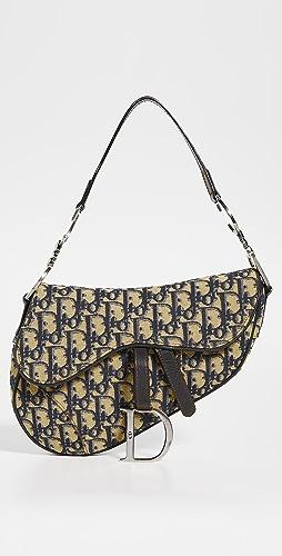 Shopbop Archive - Christian Dior Oblique 马鞍包