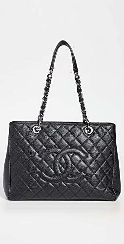 Shopbop Archive - Chanel 鱼子纹大号购物托特包