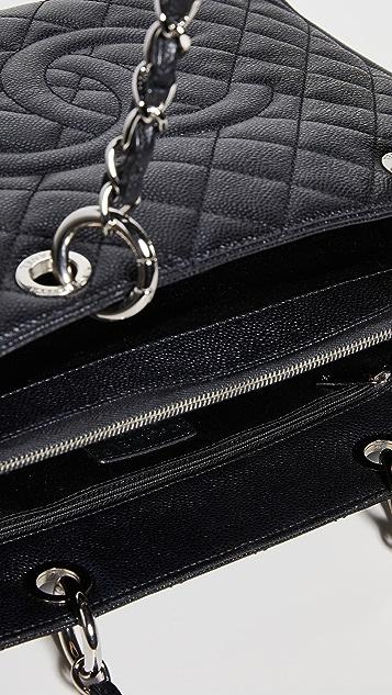 Shopbop Archive Chanel 鱼子纹大号购物托特包