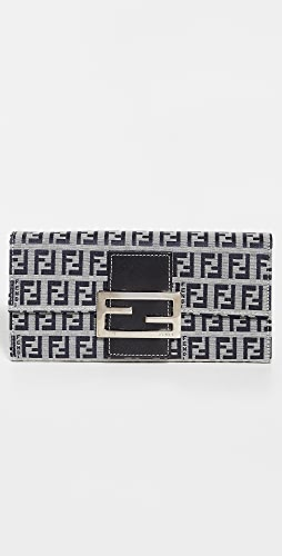 Shopbop Archive - Fendi Zucchino 双折钱包