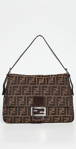 Shopbop Archive - Fendi Zucca Mamma Forever Bag