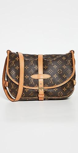 Shopbop Archive - Louis Vuitton Saumur 30 Monogram Bag