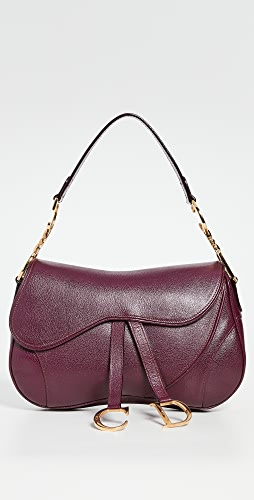 Shopbop Archive - Christian Dior Double Saddle Bag