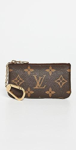 Shopbop Archive - Louis Vuitton Cles Monogram Key Pouch Wallet
