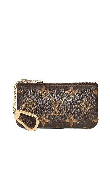Shopbop Archive Louis Vuitton Cles Monogram Key Pouch Wallet