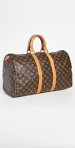 Shopbop Archive - Louis Vuitton Keepall 45 Monogram Duffle