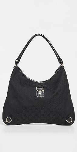 Shopbop Archive - Gucci Abbey Bag, Gg Canvas
